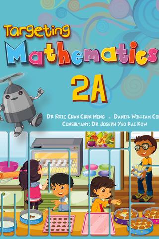 Targeting Mathematics Textbook 2A