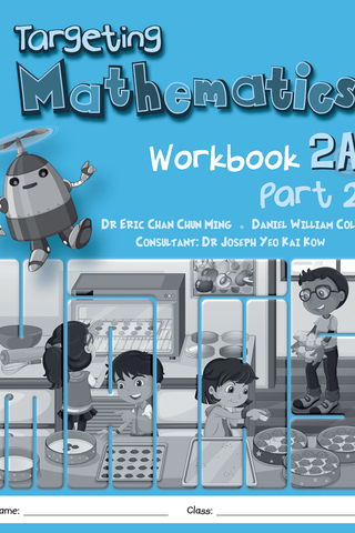 Targeting Mathematics Workbook 2A Part 2