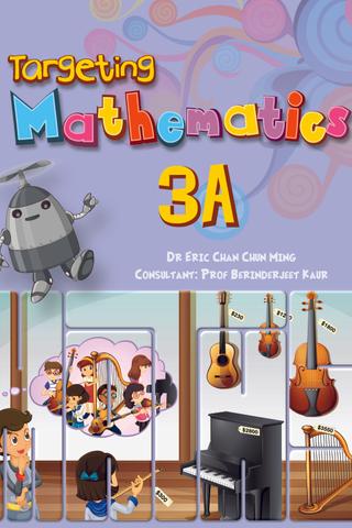 Targeting Mathematics Textbook 3A