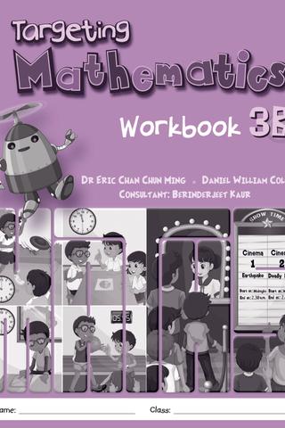 Targeting Mathematics Workbook 3B