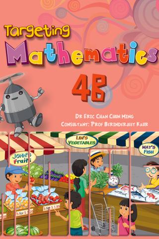 Targeting Mathematics Textbook 4B