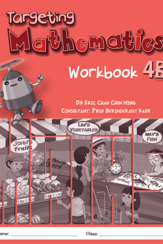 Targeting Mathematics Workbook 4B
