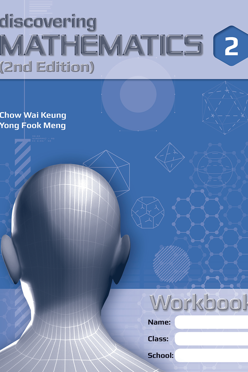 Discovering Mathematics Workbook 2 (2nd Edition) | OSB EDUCATION