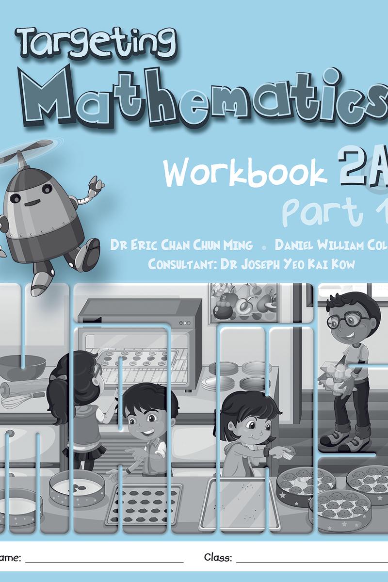 Workbooks primary mathematics workbook : Targeting Mathematics Workbook 2A Part 1 | OSB EDUCATION