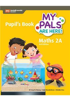 My Pals are Here ! Maths Pupil's Book 2A (3E)