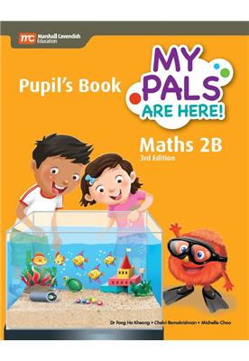 My Pals are Here ! Maths Pupil's Book 2B (3E)