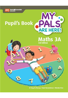 My Pals are Here ! Maths Pupil's Book 3A (3E)