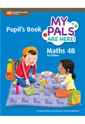 My Pals are Here ! Maths Pupil's Book 4B (3E)