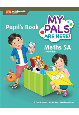 My Pals are Here ! Maths Pupil's Book 5A (3E)