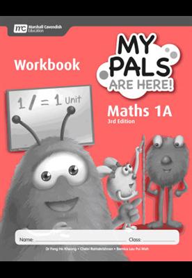 My Pals are Here ! Maths Workbook 1A (3E)
