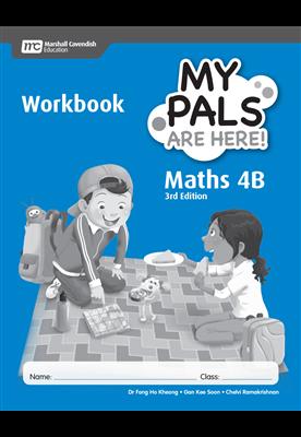 My Pals are Here ! Maths Workbook 4B (3E)