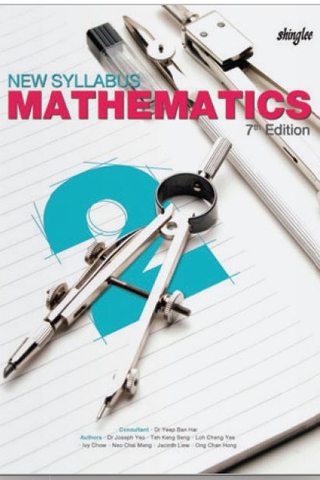 New Syllabus Mathematics Textbook 2 (7th Ed)