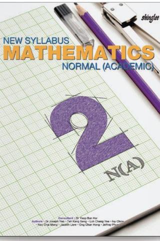 New Syllabus Mathematics Textbook 2