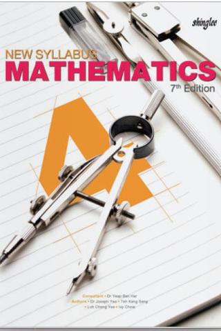 New Syllabus Mathematics Textbook 4 (7th Ed)