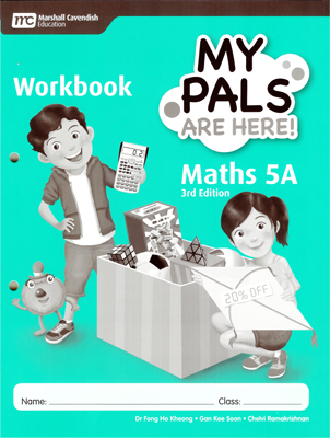 Workbooks primary mathematics workbook : My Pals are Here ! Maths Workbook 5A (3E) | OSB EDUCATION