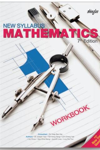 New Syllabus Mathematics Workbook 1 (7th Ed)