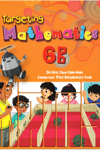 Targeting Mathematics Textbook 6B
