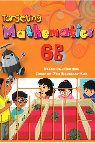 Targeting Mathematics Textbook 6B