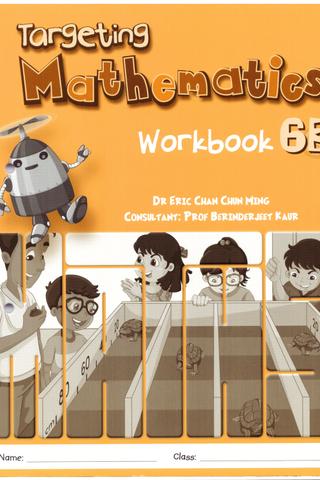 Targeting Mathematics Workbook 6B