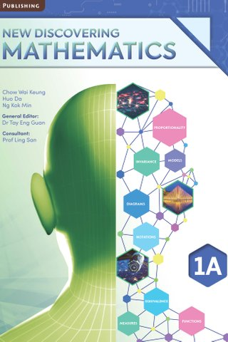 New Discovering Mathematics Textbook 1A