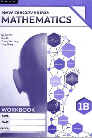 New Discovering Mathematics Workbook 1B
