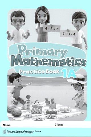 Primary Mathematics Practice Book 1A