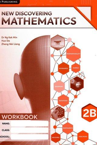 New Discovering Mathematics Workbook 2B (Exp)