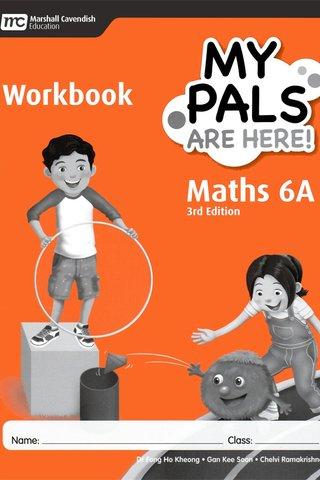 My Pals are Here ! Maths Workbook Book 6A (3E)